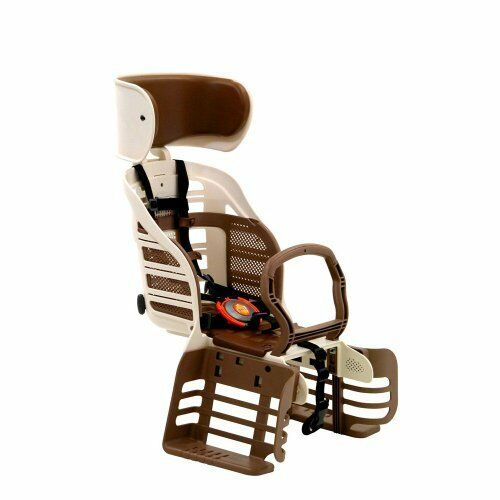 OGK Deluxe Cycling Chile Seat with with Seat Head Rest RBC-007DX3 Ivory 94d246