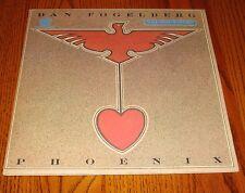 DAN FOGELBERG PHOENIX HALF SPEED MASTER CBS MASTERSOUND PROMO LP 1979