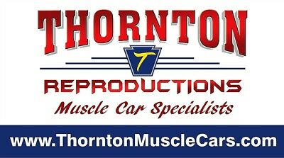 Thornton Muscle Cars