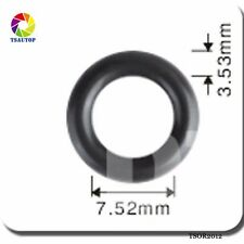 100sets 10.8*1.9mm O-Ring INJECTOR RUBBER O RINGS Seal Gasket Set Silicone