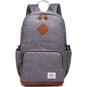 später fairer Preis Neu werden Details zu KAUKKO Schulrucksack Oxford Schultertasche Rucksack Schultasche  für Sport Freize