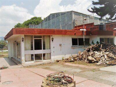 Venta Casa Antigua C/Terreno P/Remodelar, Desarrollo, Negocios, No Vigilancia, Col. Chamilpa, Norte