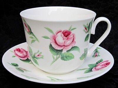 ROY KIRKHAM MALMAISON Fine Bone China Breakfast Cup & Saucer Set