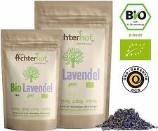 Bio Lavendelblüten getrocknet 250g   getrockneter BIO Lavendel aus der Provence