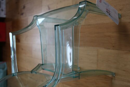 Kartell Philippe Starck Lou Lou Ghost Kids Chair Green
