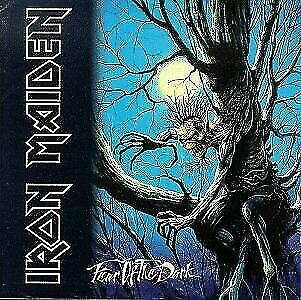 Fear Of The Dark By Iron Maiden Cd Sep 1998 Raw Power Records Uk For Sale Online Ebay