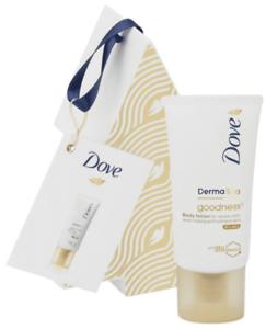 Dove-Derma-Spa-Goodness3-Body-Lotion-50ml-Christmas-Tree-Gift-Set