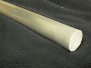 """Aluminum Round Bar Rod 3/"""" Diameter 6061 x 3/"""""""