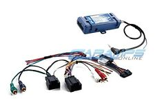 CAR STEREO AUDIO RADIO CD DVD PLAYER INSTALLATI​ON INTERFACE WITH WIRE HARNESS