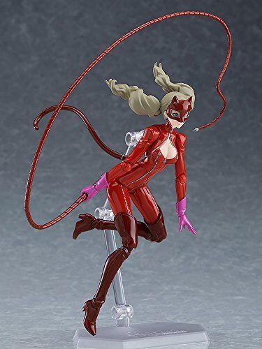 Figma Panther 398 Persona 5 Max Factory Action Figure w  GSC Bonus New