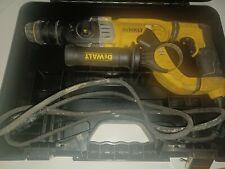 Dewalt D25263k 85 Amp 1 18 D Handle Sds Plus Rotary Hammer Drill Kit No Rod