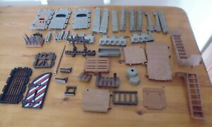 PLAYMOBIL-KNIGHTS-CASTLE-3667-SPARES-ACCESSORIES-BUNDLE