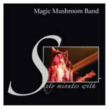 Magic Mushroom Band Sixty Minutes With CD NEW SEALED