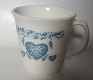 Blue-Heart-Corning-corelle-Coffee-Cup-Made-in-USA
