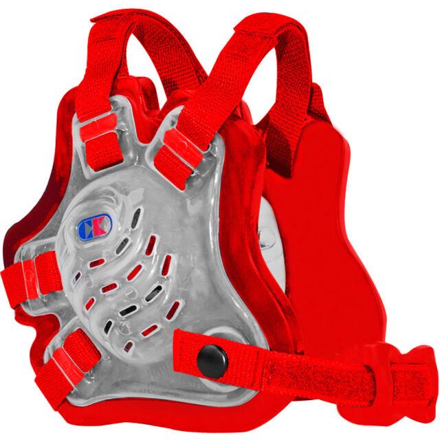 Pleasing Cliff Keen F5 Tornado Headgear Translucent Scarlet Scarlet Interior Design Ideas Inamawefileorg