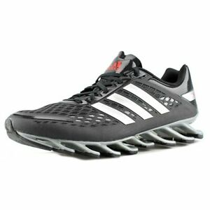 official photos 4a45c 68e2b Details about ADIDAS Springblade Razor M20217 Black/Tech Grey/Red Techfit  Men's Running Shoes