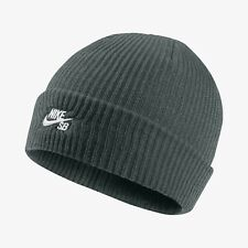 low priced 78e30 ebe89 item 3 New Nike SB Fisherman Beanie Winter Hat - Midnight Green   White( 628684-327) -New Nike SB Fisherman Beanie Winter Hat - Midnight Green ...