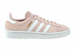 da White Sneaker Ice By9845 Adidas Rosa Scarpe Campus Rosa tennis Pink PqxYO6Odw