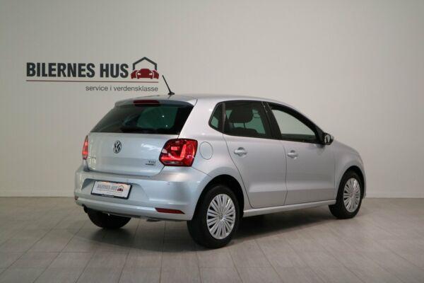VW Polo 1,2 TSi 90 Comfortline BMT billede 1
