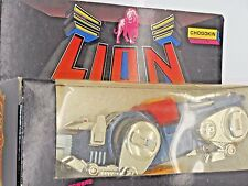 New 1981 Golion Voltron GB-36 Blue Lion Chogokin Diecast