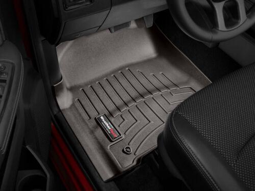 2012-2017 WeatherTech FloorLiner for Dodge RAM 2500//3500 Cocoa Mega Cab