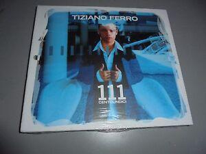 Cd N 3 111 Tiziano Ferro Collection Corriere Della Sera Ebay