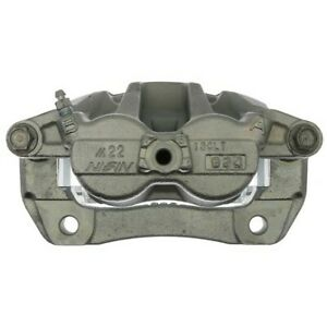Friction Ready Coated ACDelco 18FR2508C Professional Front Disc Brake Caliper Assembly without Pads Remanufactured