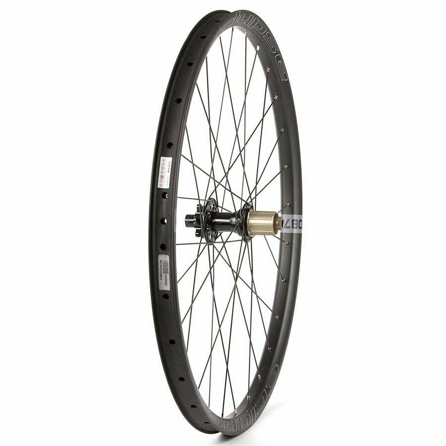 Eclypse DB729 Wheel 27.5'' 12mm TA OLD  142mm Brake  Disc IS 6-bolt Rear Shimano
