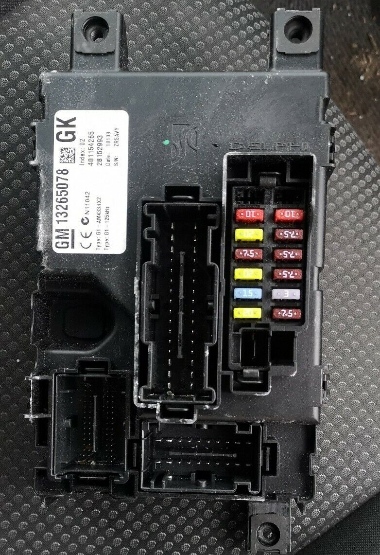 Ignition Control Module Europe nodel Corsa VAUXHALL NOVA D1951 GM