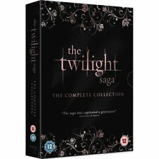 the twilight saga - the complete collection NEW DVD (SUM51627)