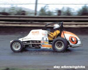 1979 Rick Ferkel Knoxville Nationals - 8x10 - Free Ship