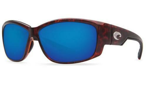 New Costa del Mar Luke Bryan Polarized Sunglasses  Tortoise bluee 400G Glass Fish  authentic online