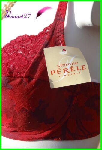 Camouflage Neuf Soutien 100c Taille Gorge Étiquette Rouge Avec Perele Simone qq1gw4p