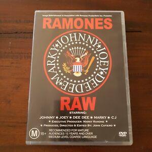 Ramones-Raw-DVD-2004-Johnny-Joey-Dee-Dee-Marky-CJ