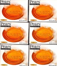 8 Pack of Pears Natural Transparent Original Soap 3.5 Oz. Glycerin Soap