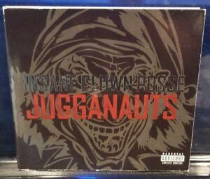 Insane Clown Posse - Jugganauts Best of ICP CD twiztid psychopathic records
