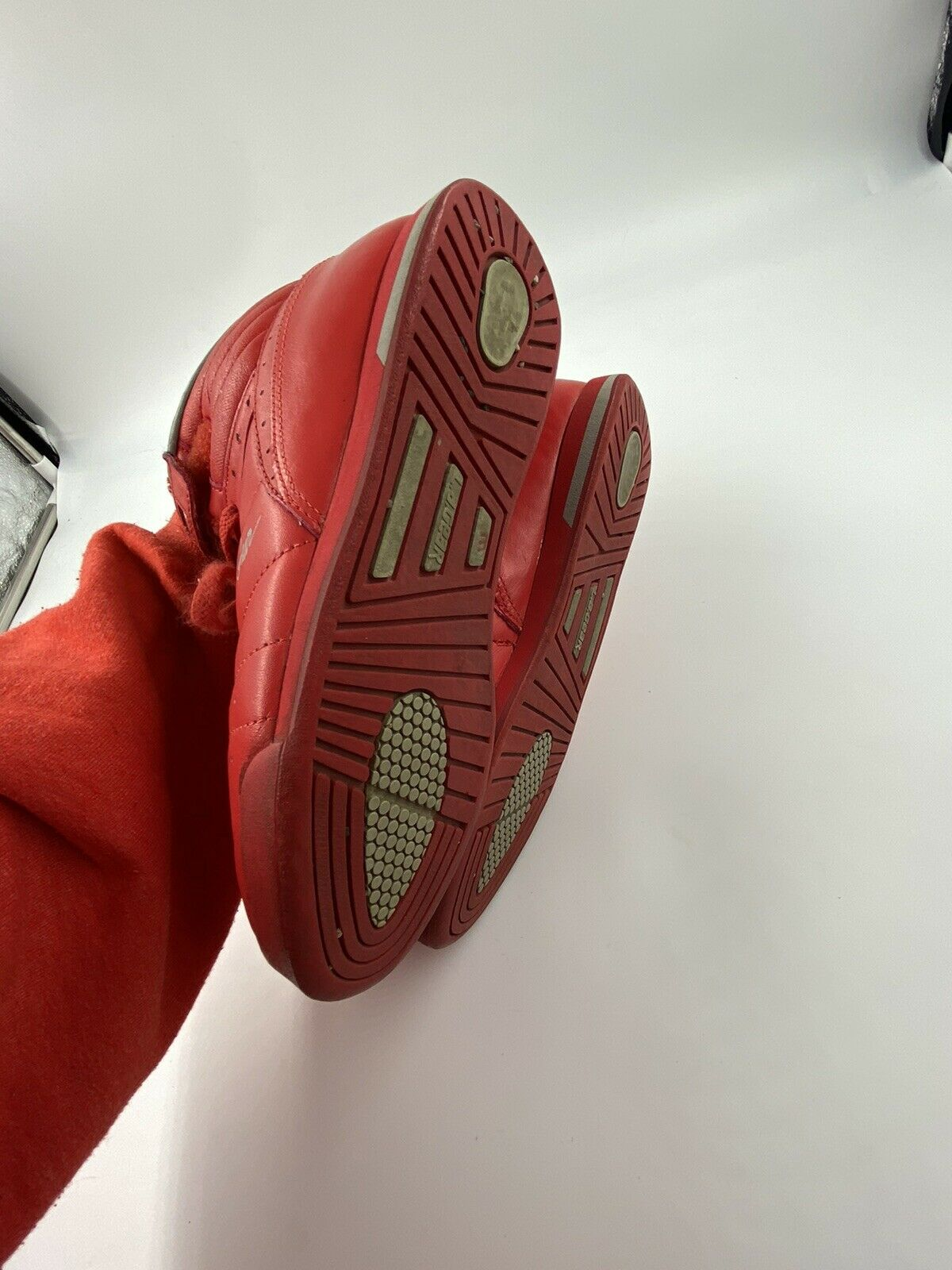 L.A. Gear 6.5 Vintage 80s Red Sneakers 90s Tennis… - image 6