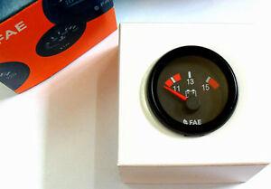 Reloj-Voltimetro-FAE-UNIVERSAL-12V-SEAT-124-131-1430-127-128-600-850