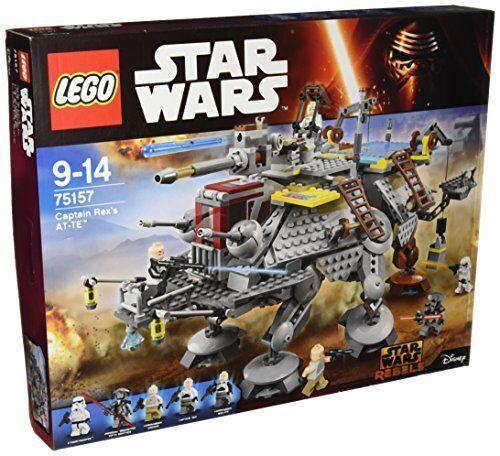 Lego (Lego) De Star Wars Capitán Rex At-te 75157