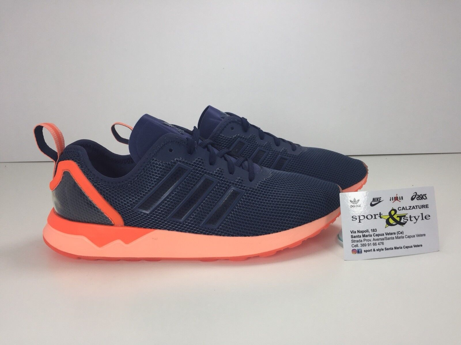 SCARPE ADIDAS ZX FLUX ADV K N. 40 /2  SNEAKERS  BASSE   S79013 The latest discount shoes for men and women