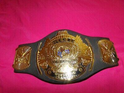 Wwe jakks ailé eagle belt figure titre accessoires championnat