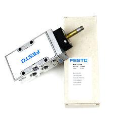 New In Box Festo Mfh 5 18 B 19758 Solenoid Valve