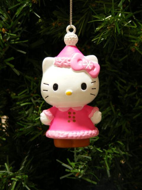 santa hello kitty kurt adler christmas tree ornament - Kurt Adler Christmas