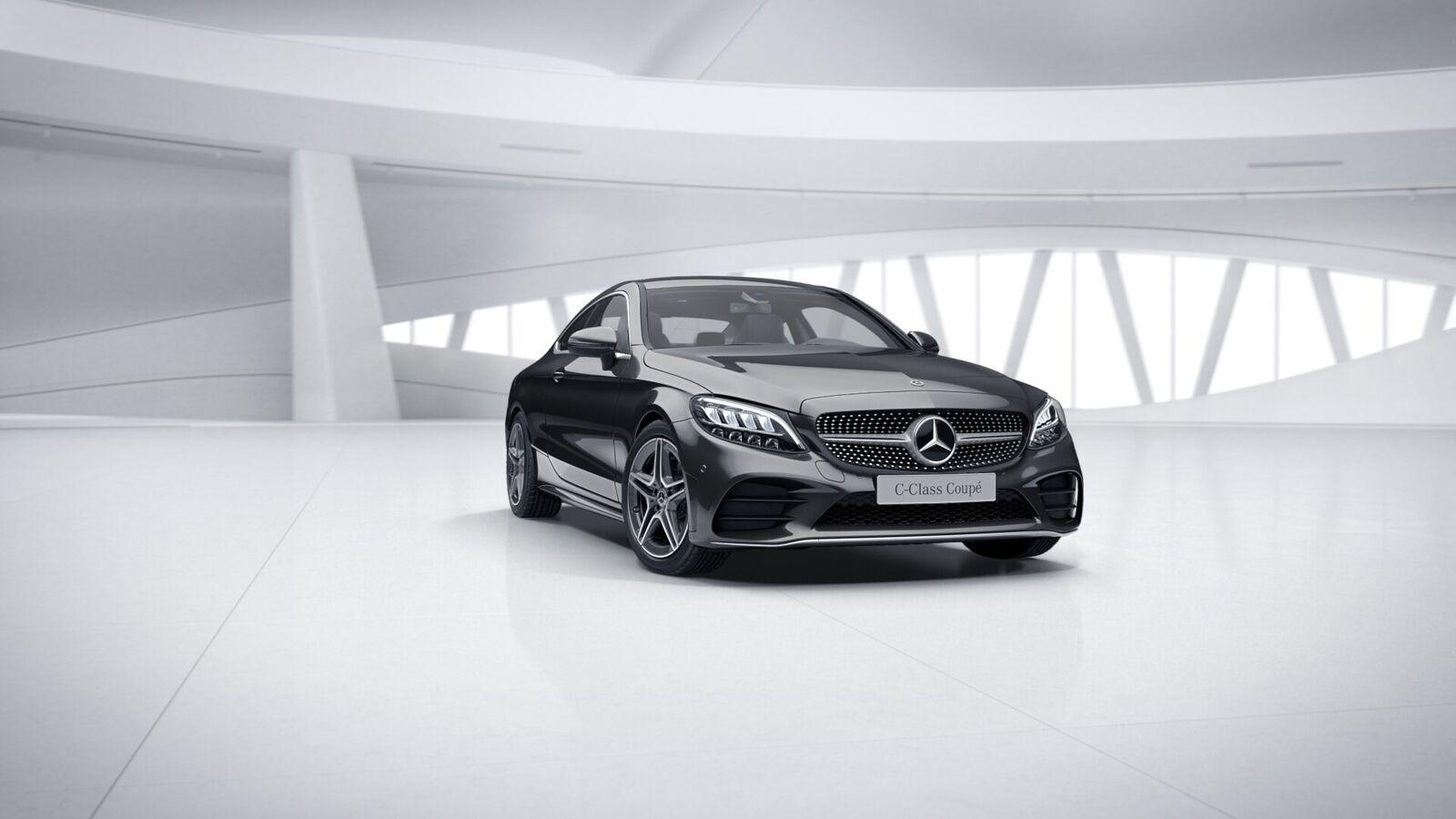 Mercedes-Benz C200 1,5 AMG Line Coupé aut.