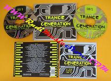 CD Compilation Trance Generation Vol.1 Attacco Finale no lp mc vhs dvd(C41)