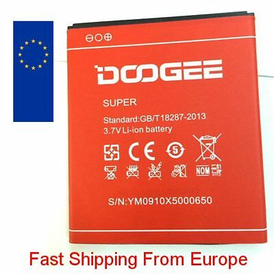 New for Doogee X5 X5 Pro Battery 3100 mAh - Fast Shipping from Europe