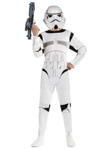 Adulte Star Wars Stormtrooper Costume Robe fantaisie IMPERIAL Bandit soldat BN