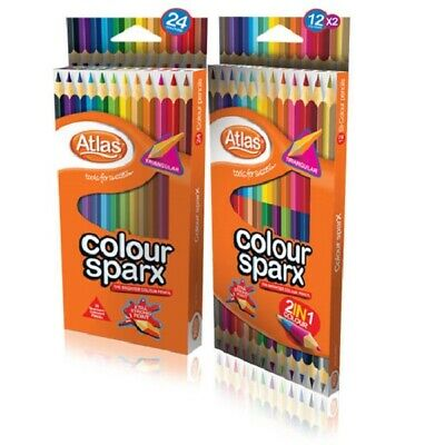 art supply premier atlas color pencil set artist grade