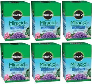 Image Is Loading 6 Miracle Gro 1750011 1 Lb Miracid Acid