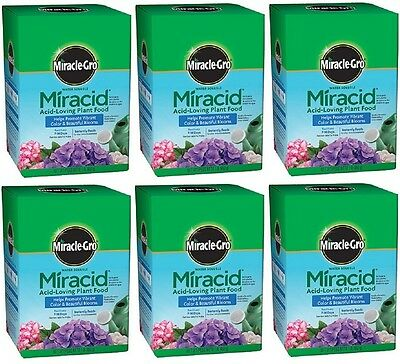 Scotts Company Miracle-Gro 1750011 Water Soluble Miracid Acid-Loving Plant Fo...